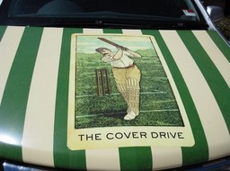 Cover Drive Car