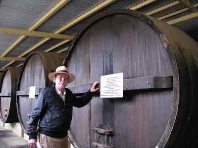 Seppeltsfield Barrels